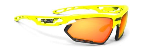 Fotonyk yellow fluo gloss with multilaser orange lenses