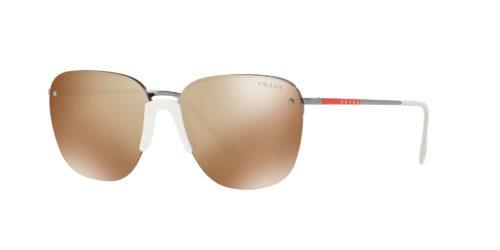 Prada Linea Rossa MIRROR Sunglasses SPS 53U